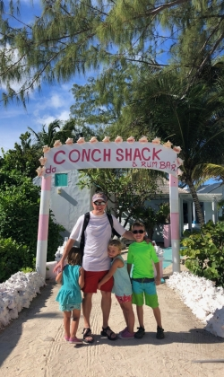 Da Conch Shack, Turks & Caicos, November 2018
